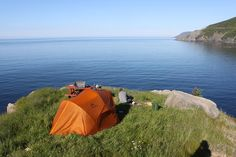 Meat Cove Campground  2479 Meat Cove Road  Inverness County, Cape Breton