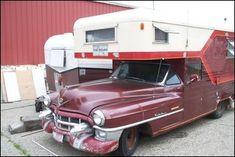 "Cadillac RV ""Cadi Shac"" from YNot Rv Restoration"