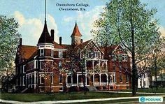 Owensboro College, Owensboro, KY