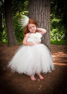 The EvelynStunning Ivory Dress with Ivory by tallulahandbelle, $59.95
