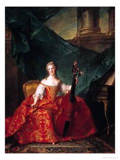 Image result for Madame Henriette de France in Court