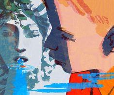 はじめてのキス #illustration #painting #tatsurokiuchi #art #drawing #life #lifestyle #happy #japan #people #木内達朗 #イラスト #イラストレーション