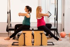 Get a lower body workout challenge with the Malibu Pilates chair. Here, Pilates instructor Kevin Bowen shows you how to strengthen your core and more. Workout Log, Workout Challenge, Chair Workout, Pilates Reformer Exercises, Pilates Workout, Pilates Yoga, Pilates Equipment, No Equipment Workout, Yoga For Pregnant Women