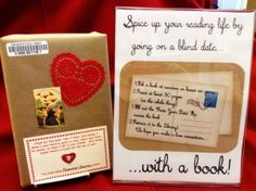 """Oak Bluffs Public Library's """"Blind Date with a Book"""" display. Click through for more photos."""