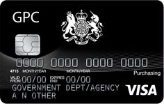 UK Government Procurement Card