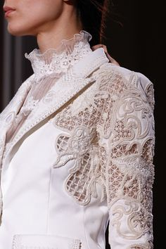Lace    Valentino Couture SS2012