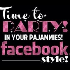 Facebook party!  Let's have a Scentsational time www.annaeast.scentsy.us