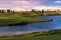 The Rawls Golf Course at Texas Tech