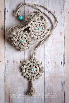 Crochet Sobresaliente: Mis proyectos