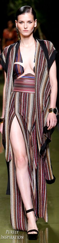 Balmain SS2017 Women's Fashion RTW | Purely Inspiration