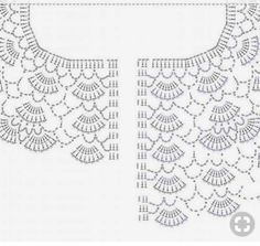Crochet Vest Pattern Knit Crochet Crochet Patterns Crochet Baby Booties Baby Girl Crochet Crochet For Kids Baby Knitting Hand Embroidery Baby Dress Image gallery – Page 377528381262495945 – Artofit Col Crochet, Crochet Vest Pattern, Crochet Diagram, Crochet Stitches, Knitting Patterns, Crochet Patterns, Crochet Ideas, Baby Girl Crochet, Crochet Baby Clothes