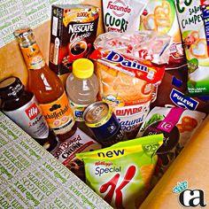 """""""Qué bien! Ya he recibido la caja @Degustabox de mayo! ✨✨Deseando descubrir productos #ArnyDeliciosos! #Degustabox"""""""