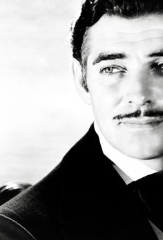 "hollywoodlady: "" Clark Gable as Rhett Butler """
