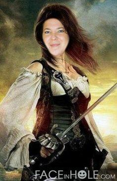 Pirate Susan-Gunner's Mate!