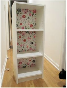 Willy Bookcase in Four Sizes