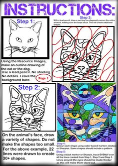 - a quick artwork.PRETTY PETS - a quick artwork. Super drawing art lessons middle school sub plans ideas Warm Hands with a Heart · Art Projects for Kids Art Card Dogs Project Art Sub Plans, Art Lesson Plans, Art Substitute Plans, Middle School Art Projects, Art School, School Projects, School Ideas, Programme D'art, Freetime Activities