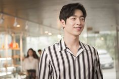 10 Potret Seo Kang-joon, Robot Nam Shin dalam KDrama Are You Human Too Seo Kang Joon, Kang Jun, Taiwan Drama, Drama Korea, Korean Drama, Gong Seung Yeon, Seung Hwan, Asian Actors, Korean Actors