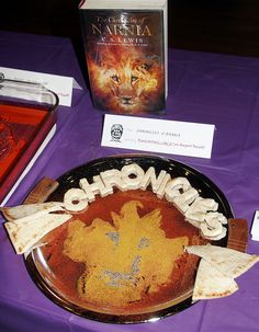 Chronicles of Naania by Seattle Edible Book Festival - Eat a Book Today!, via Flickr