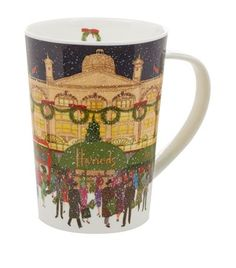 Harrods Christmas At Harrods Mug available to buy at Harrods. Shop Christmas Decorations online and earn Rewards points.