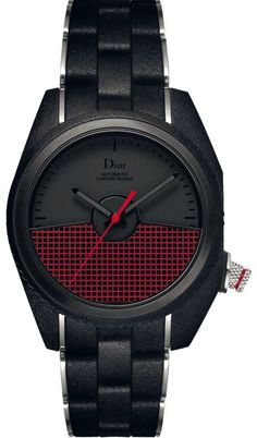 Dior Man's clock