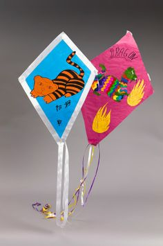 Celebrate Chinese holidays and the country's ancient culture with animal zodiac kites. Happy new year!