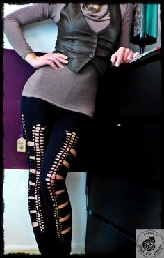 Hey, I found this really awesome Etsy listing at https://www.etsy.com/listing/184514832/braided-tribal-legging-wachiwi