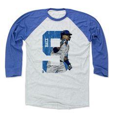 Javier Baez Fist B Chicago C Officially Licensed MLBPA Baseball T-Shirt Unisex S-3XL