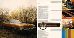 1971 442 Specs, Colors, Facts, History, and Performance   Classic Car Database