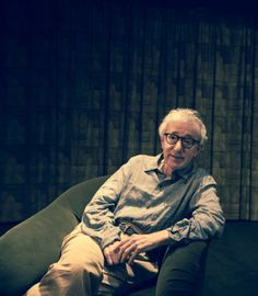 Interview : Woody Allen, american master - New York Observer - 7/30/14 CREDIT: Emily Assiran/New York Observer