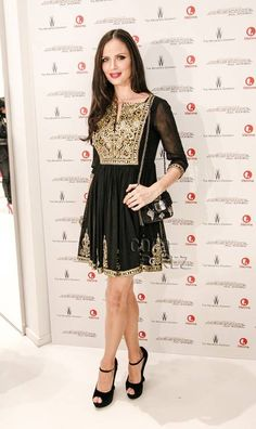 Can I come back as Georgina Chapman in my next life???