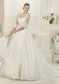Pronovias 2013: os mais sofisticados vestidos de noiva