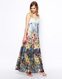 ASOS Floral Maxi Dress