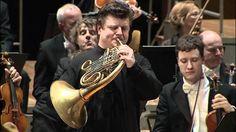 Glière: Horn Concerto / Baborak · Kitajenko · Berliner Philharmoniker