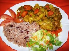 How to Make Jamaican Curried Chicken, Jamaican Recipes, Jamaican Cooking