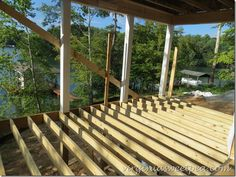 Building Our Lake House – Part Two - Sweet Pea