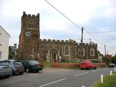 Upper Gravenhurst Church, Beds by Rodney Burton, via Geograph