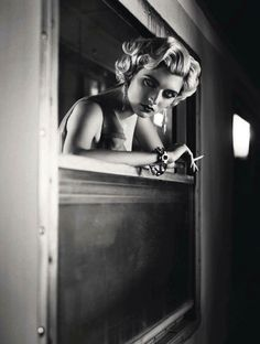 Sophie Sumner | Vincent Peters | Vogue Italia August 2012 | 'Divina' - 3 Sensual Fashion Editorials | Art Exhibits - Anne of Carversville Women's News