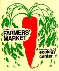 berkeley ecology center farmers' market logo