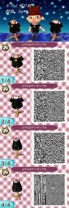 オリジナル*うさぎさんワンピ2種(半そで)* の画像|ns**Game Blog