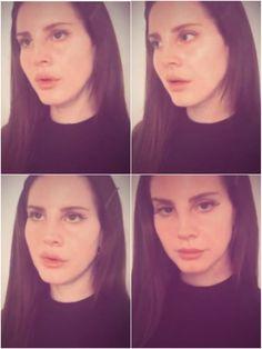 Lana Del Rey on Instagram #LDR
