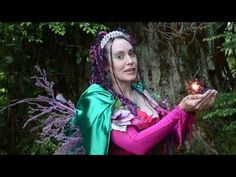 #Fairy #Princess Lolly's Kickstarter YouTube video for her first children's book: The Will o'Wisp Hunt