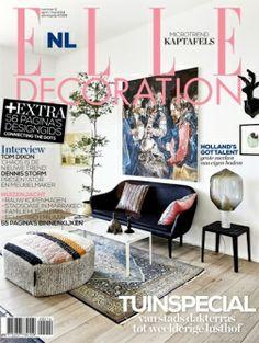 Cover 2 2014   ELLE Decoration NL