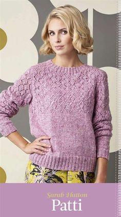 dd9a68e06 Jumper knit pattern Women sweater pdf Pullover knit pdf Sweater knit ...