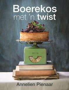 Boerekos met 'n Twist kookboek deur Annelien Pienaar, Human en Rosseau     Welkom by Annelien Pienaar Voedsel Konsultant en haar Boerekos met 'n Twist tuiste! Hierdie webwerf is gestig omdat ek voel daar is deesdae baie