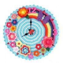 Virka en klocka