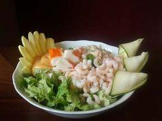 Pescheria salad