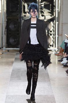 Junya Watanabe - Spring 2017 Ready-to-Wear
