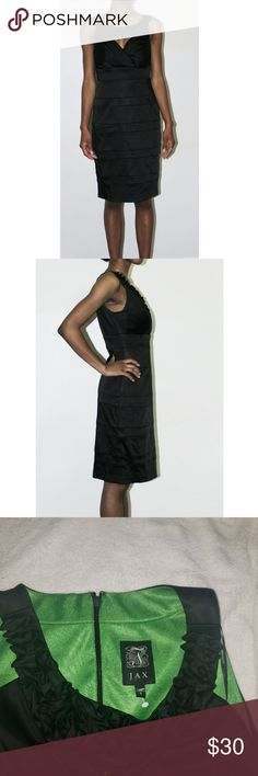 c6cc85eb Elegant Jax dress size 4 Excellent condition Fully line Perfect for a  formal Excellent condition Jax