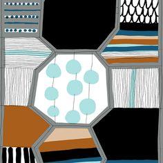 Taapeli fabric by Marimekko