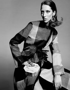 more than a woman: alana zimmer by yu tsai for harper's bazaar singapore march 2015 | visual optimism; fashion editorials, shows, campaigns & more!